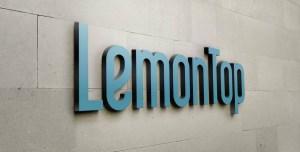 LemonTop Limited Office Sign Darlington