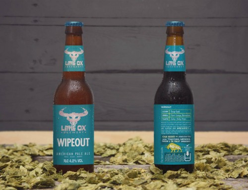 A strong & powerful brand for Little Ox Brewery