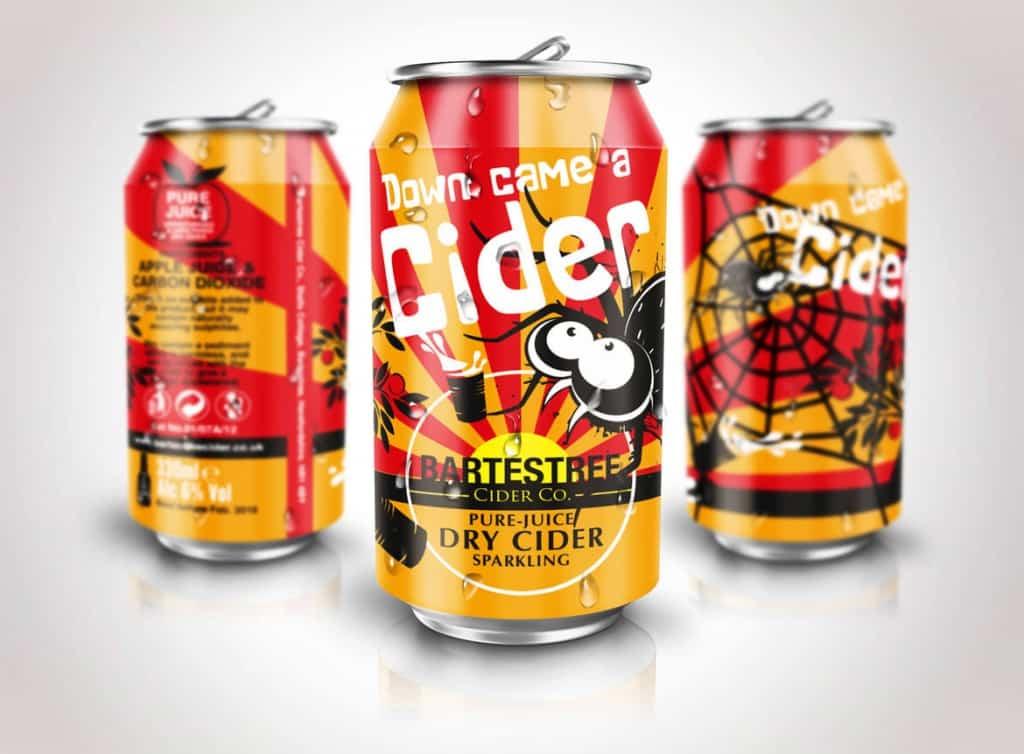 Cider can design