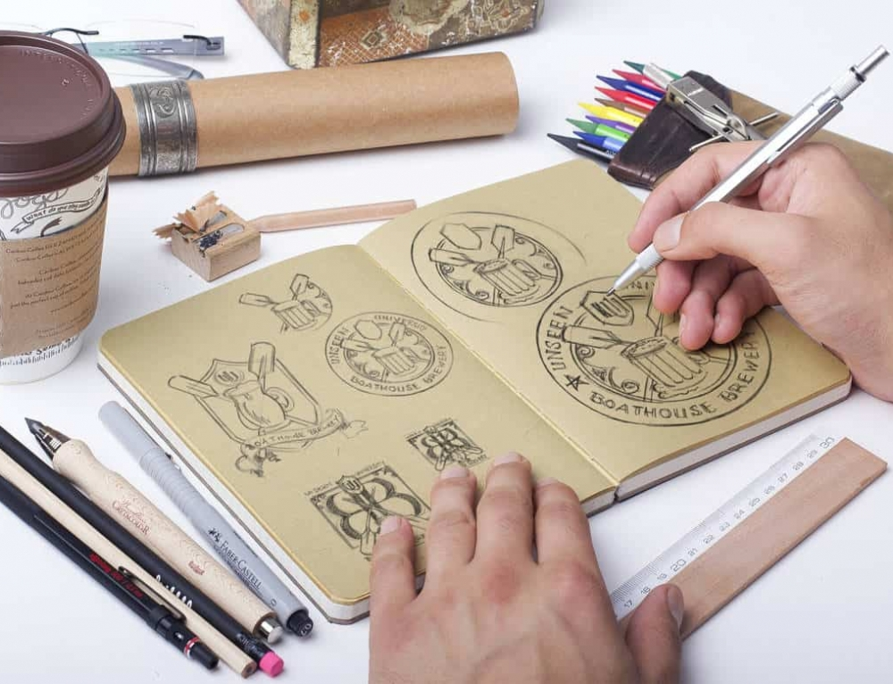Tips on developing the perfect brand identity