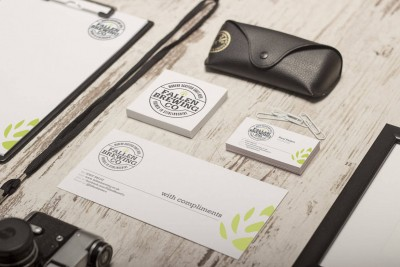Craft Brewery Branding