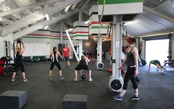 Crossfit Darlington Gym