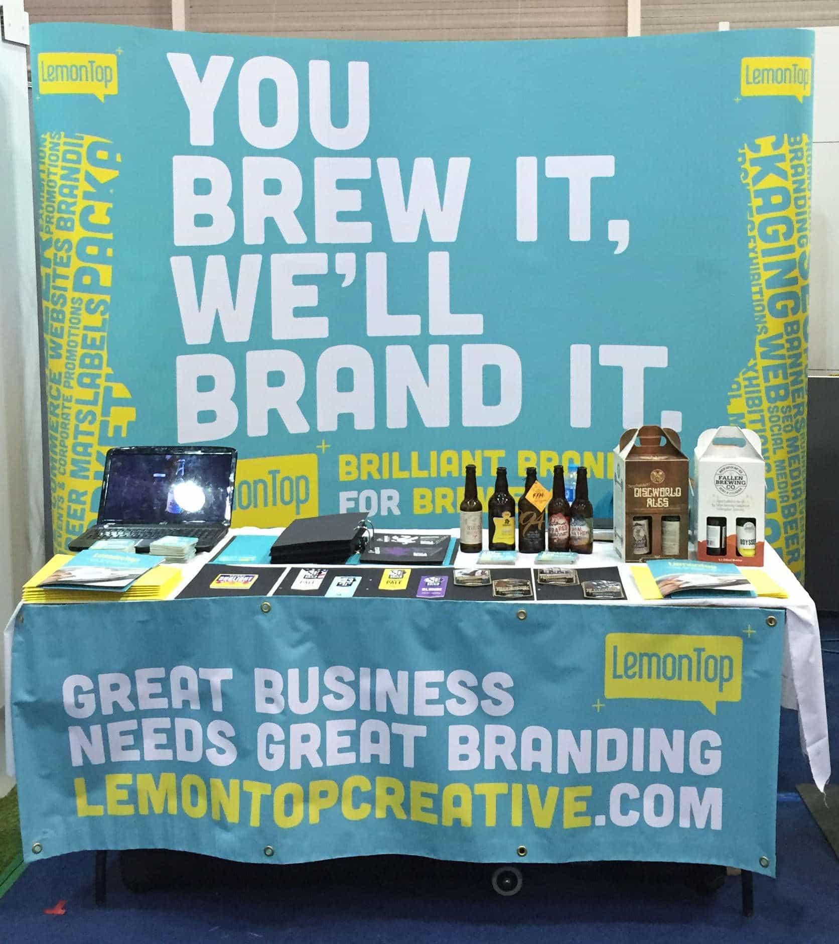 Brewery Exhibition Stand Design