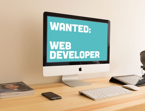 Web Developer – Front End – with coding experience