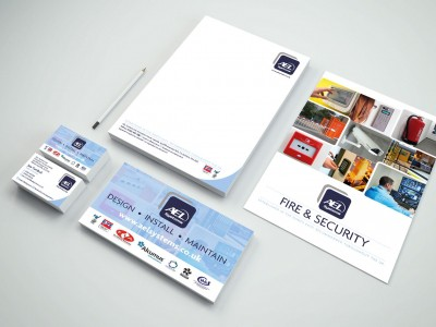 AEL-Branding-Stationery