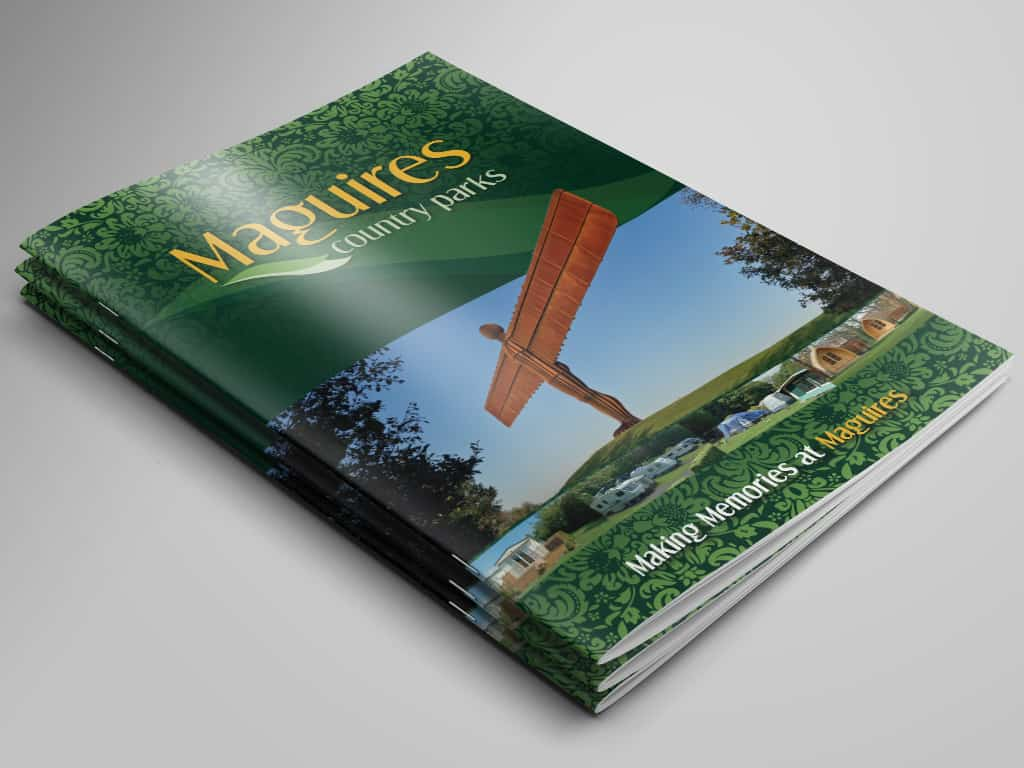 Maguires Country Parks Brochure 2015