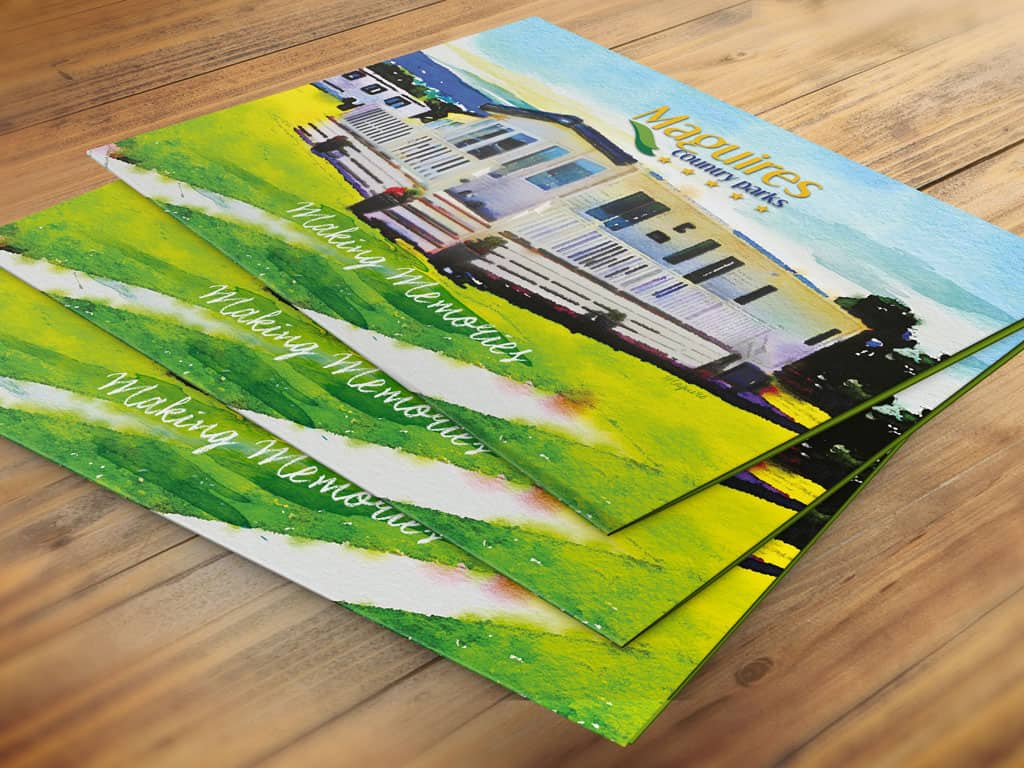 Maguires Country Parks Brochure 2016