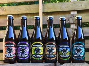 Stannary Brewery Bottles