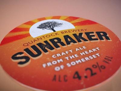 Quantock Sunraker Pump Clip