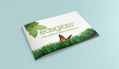 Easigrass Brochure Design 2016
