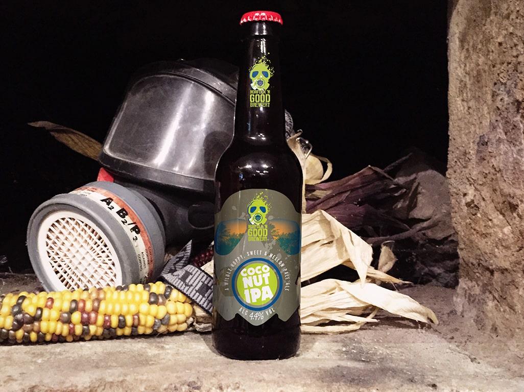 NNG Coconut IPA 330ml Bottle