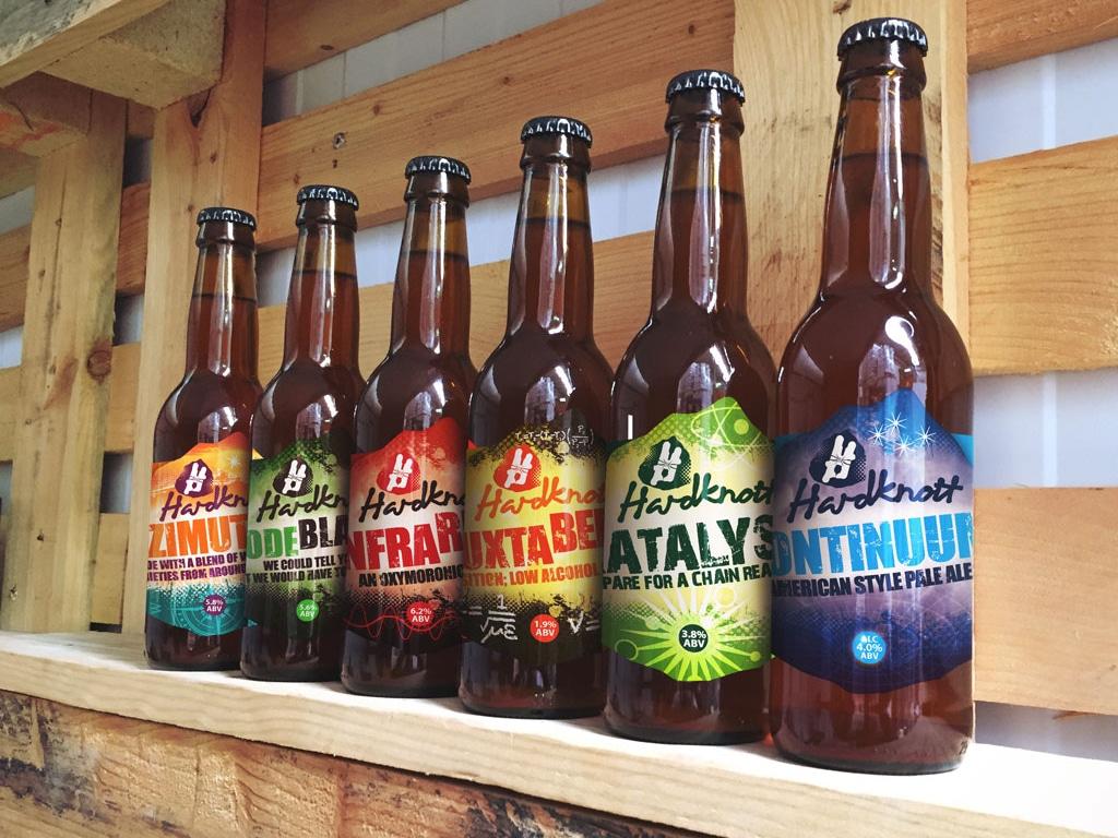 Hardknott 6 330ml bottles