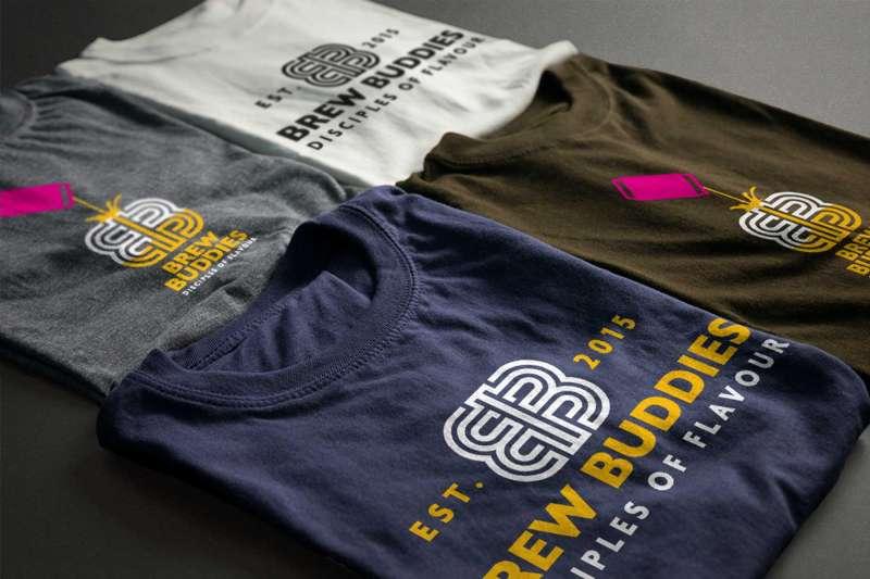 Brew Buddies T Shirts