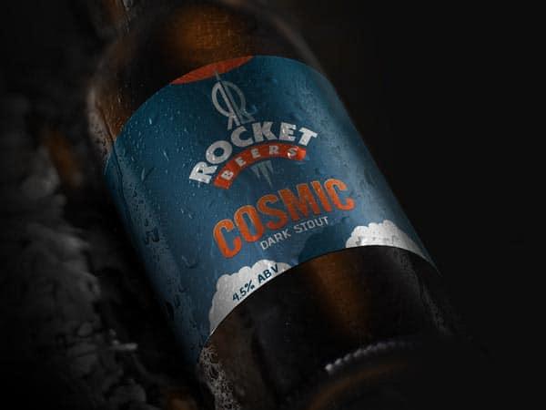 Rocket Beers - Cosmic Dark Stout
