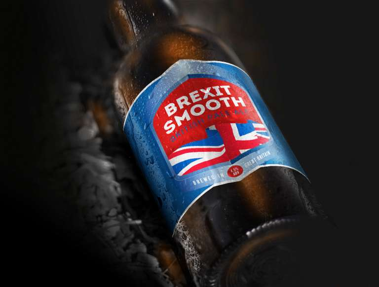 Brexit Smooth British Pale Ale 330ml