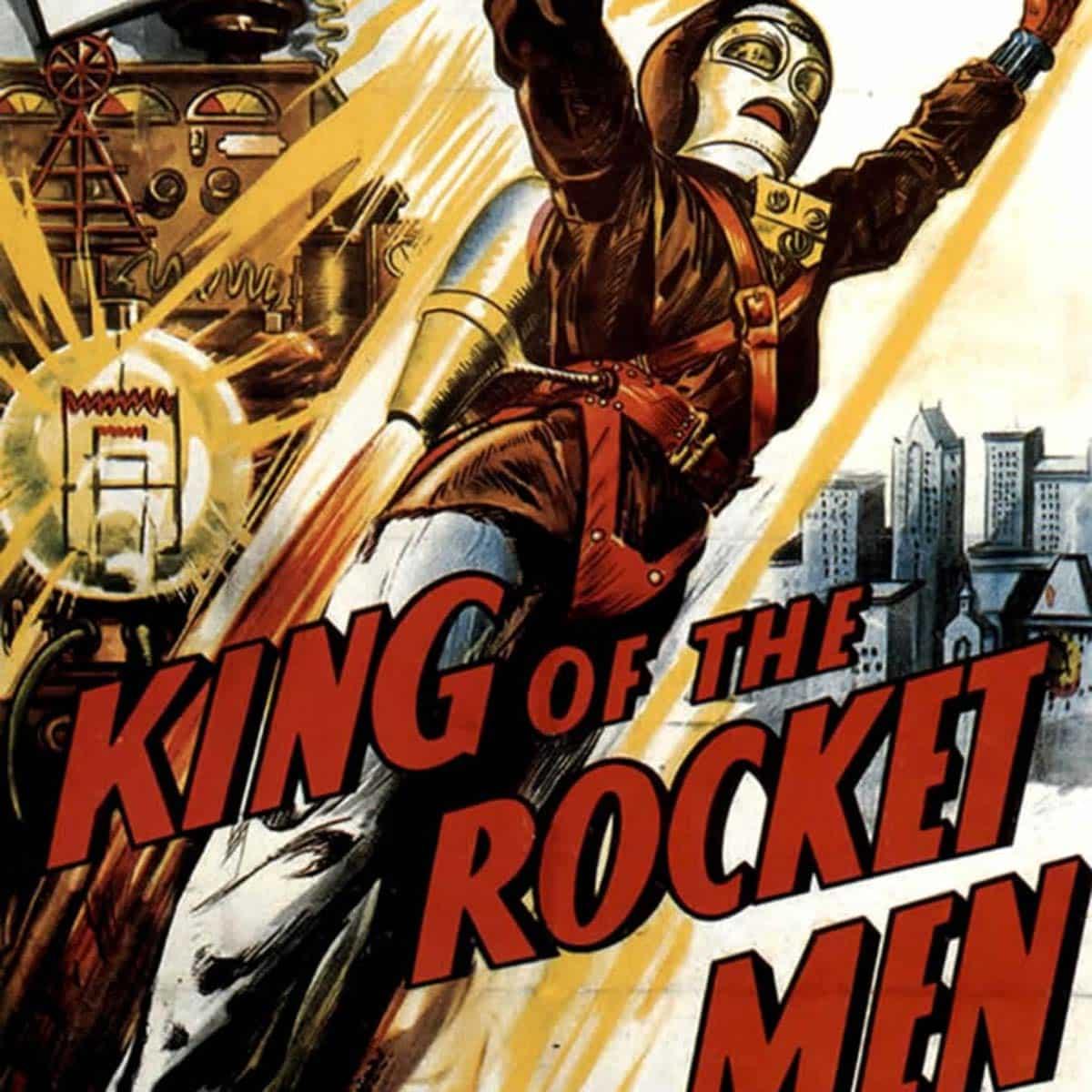 Rocket Beers - King Of The Rocket Men