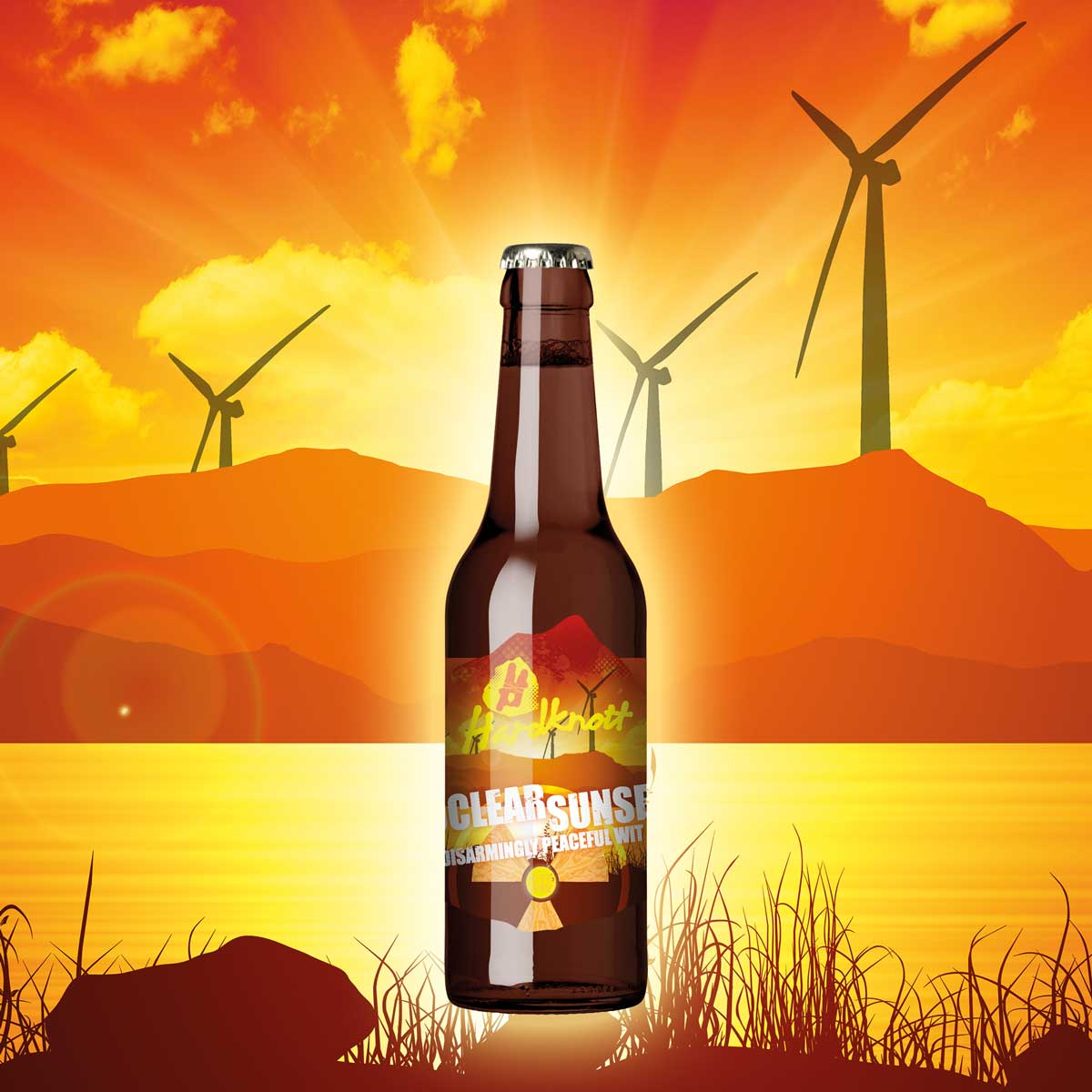 Hardknott Brewery - Nuclear Sunset