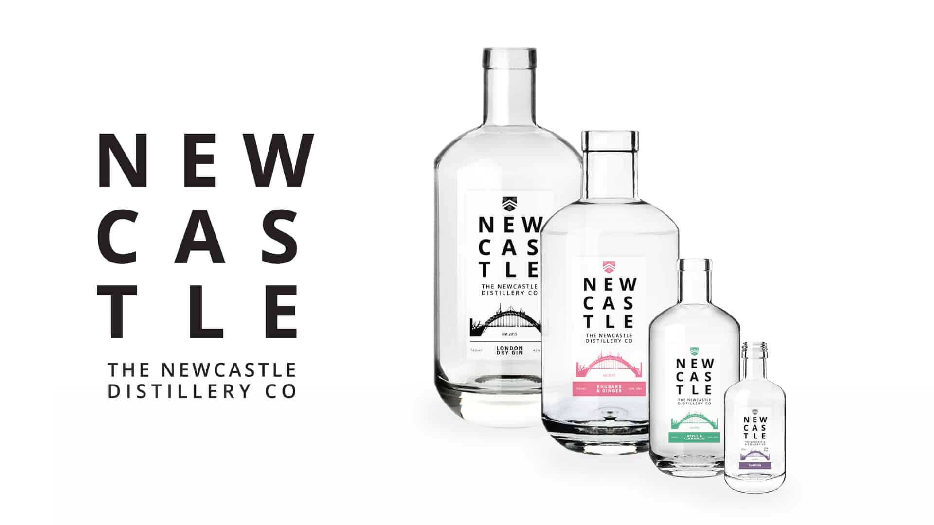 Newcastle Distillery Co - Gin - Case Study