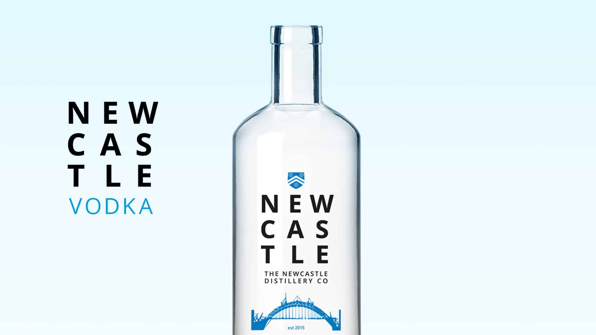 Newcastle Distillery Co - Vodka - Case Study