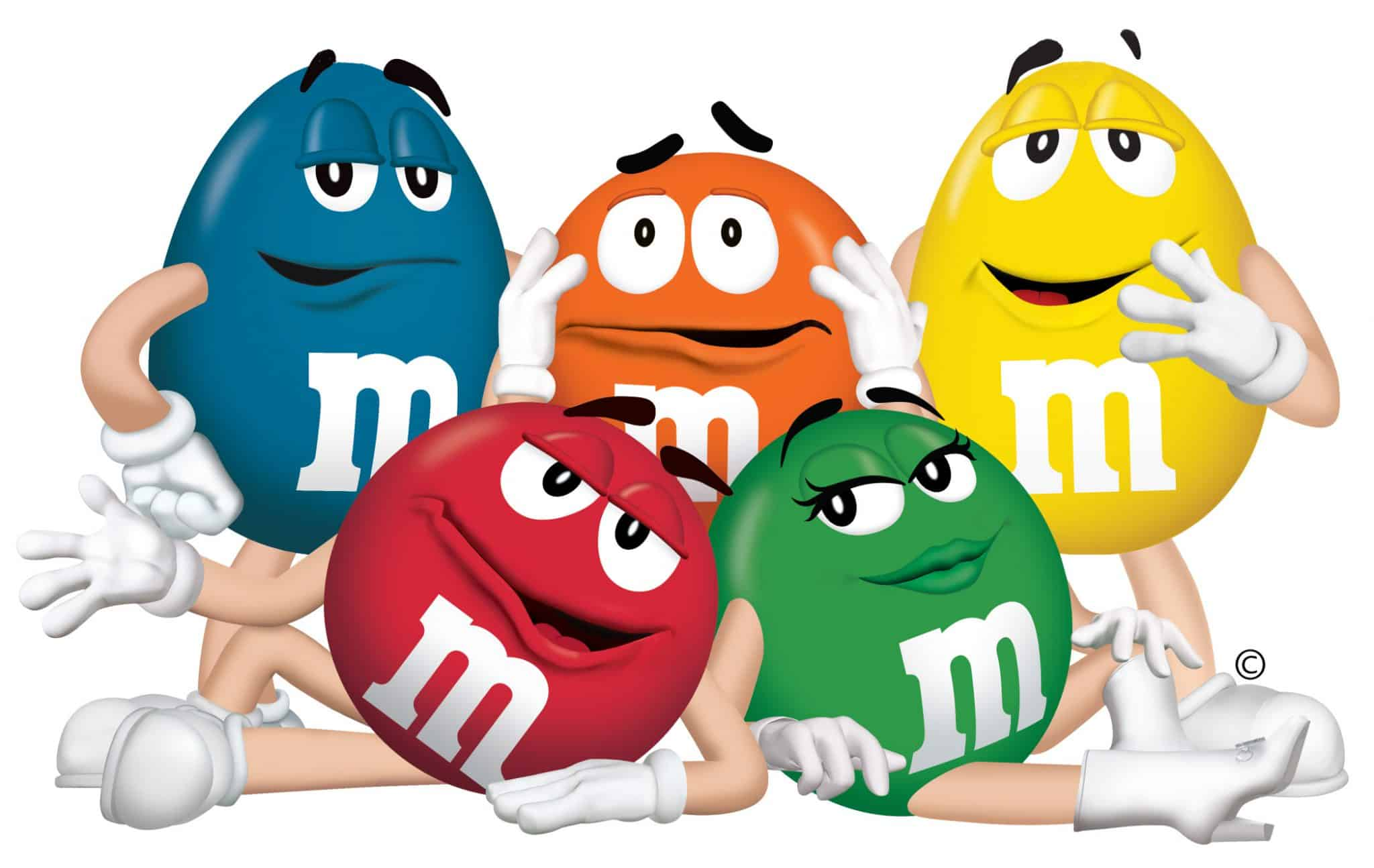 M and M Peanuts