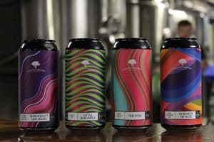 Fresh, new designs for Quantock's innovative new beers