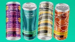 Loch Lomond four cans